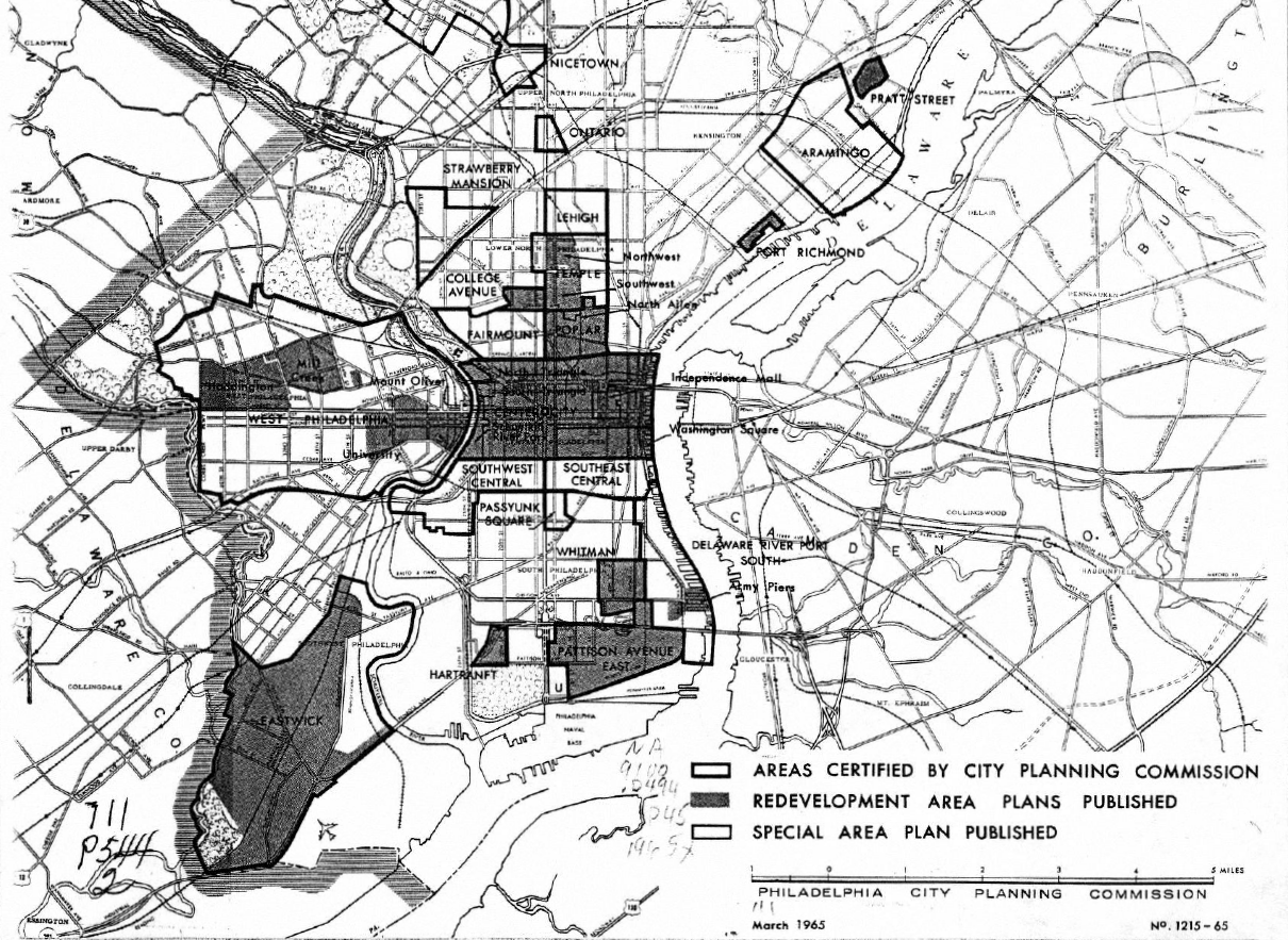 West Philadelphia Collaborative History - Urban Renewal in West