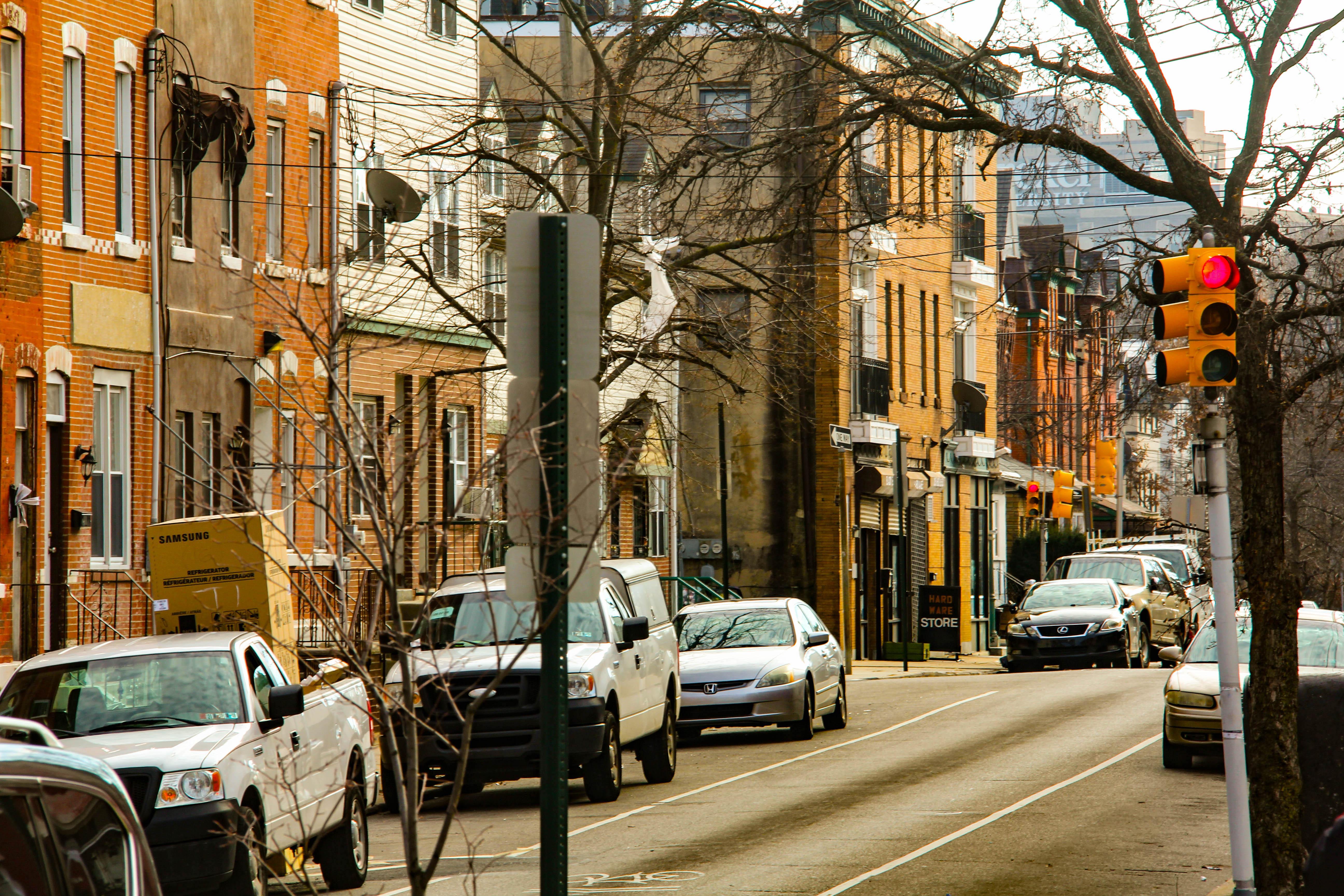 Mantua Street Scene