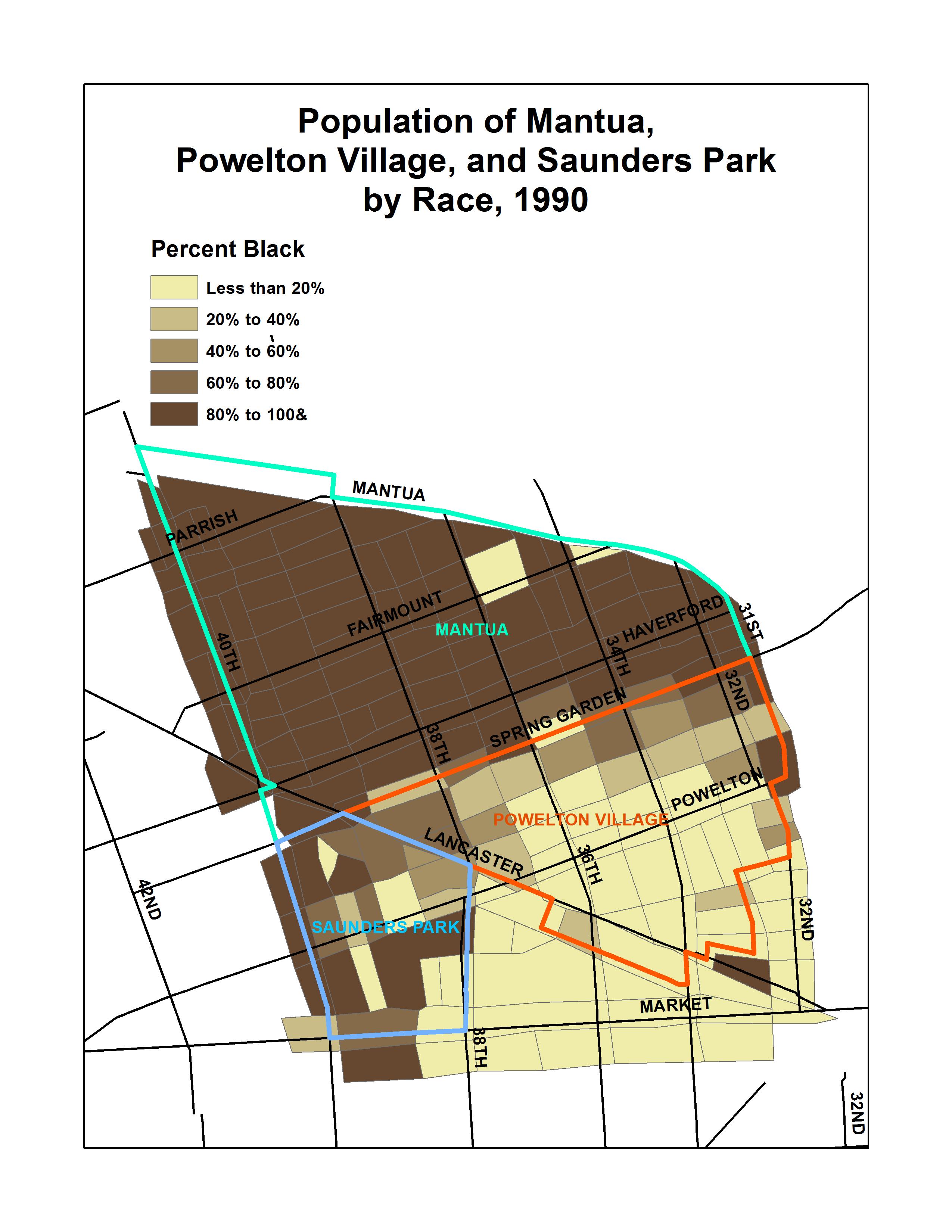 Mantua by Race