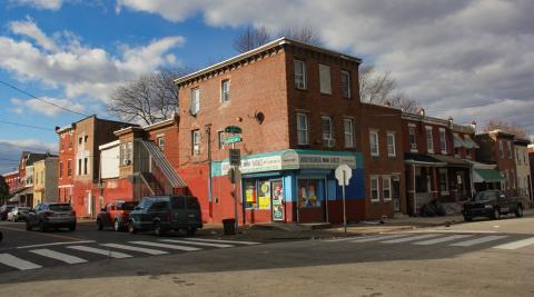 37th St. and Fairmount Ave.