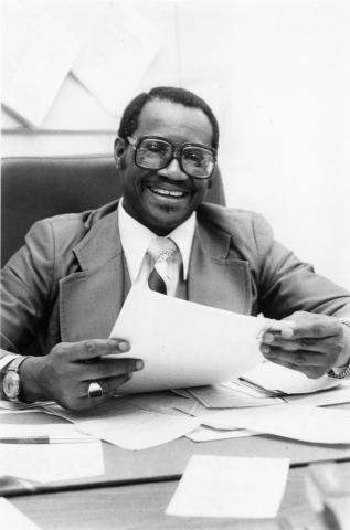 Andrew Jenkins in 1979