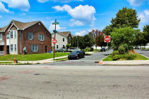 Fairmoung Avenue at 45th St.