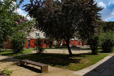 Haddington Homes Courtyard